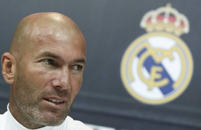 Đêm Valentine có thể là ác mộng với Zidane - Bóng Đá