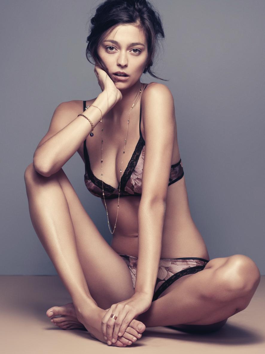 Pussy Hot Morgane Dubled naked photo 2017
