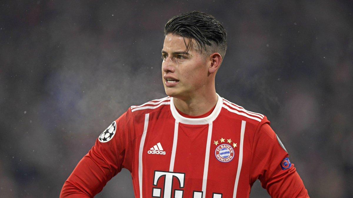XÁC NHẬN: Bayern lên tính mua đứt James Rodriguez - Bóng Đá