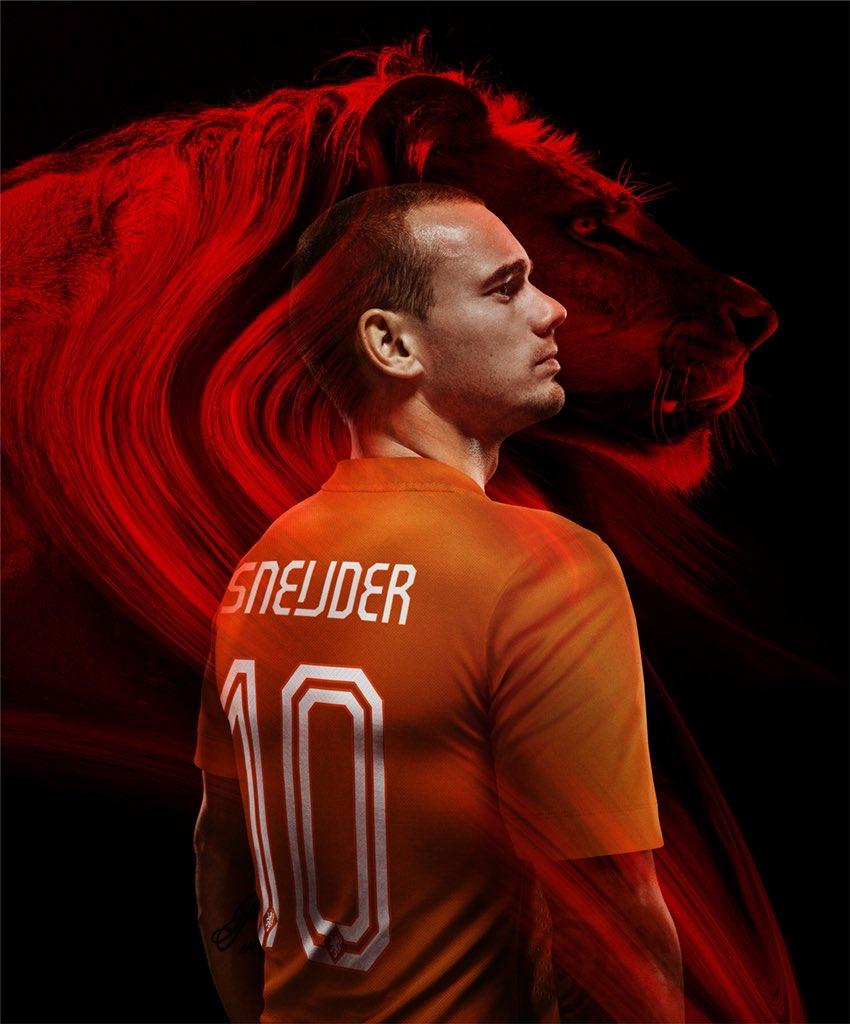 CHÍNH THỨC: Sneijder chia tay ĐTQG Hà Lan - Bóng Đá
