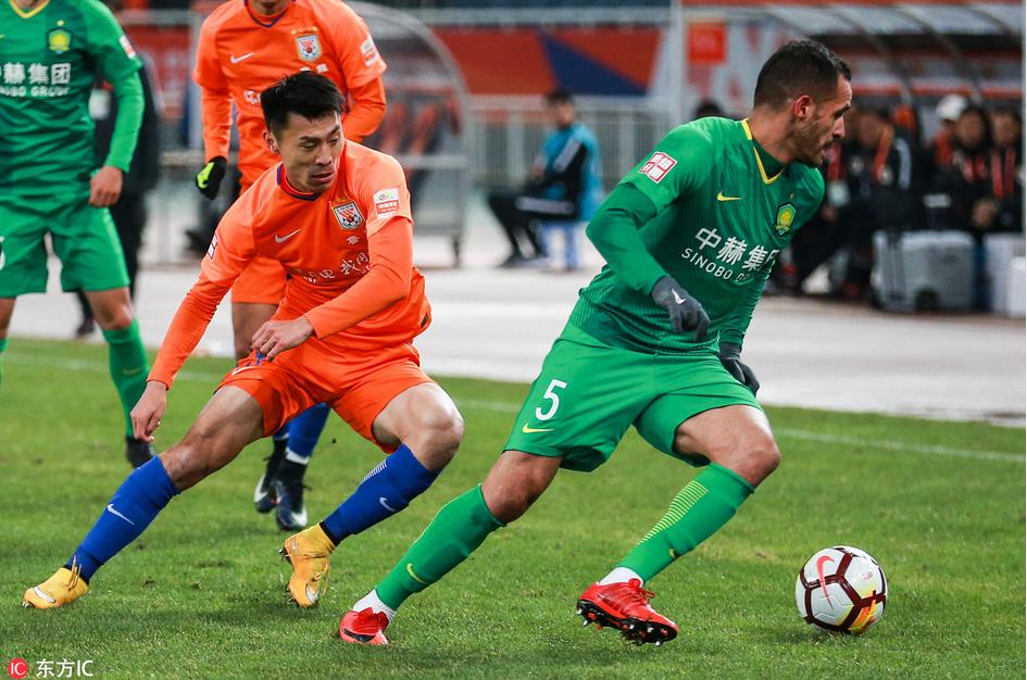 Vung tiền qua cửa sổ, CLB Trung Quốc vẫn thi đấu bạc nhược - Bóng Đá