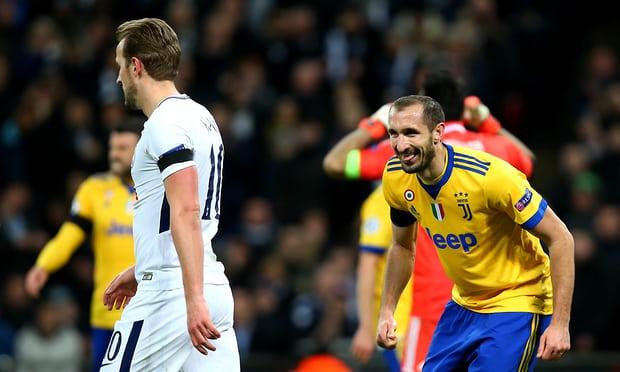 HLV Juventus bật mí bí kíp hạ Tottenham - Bóng Đá