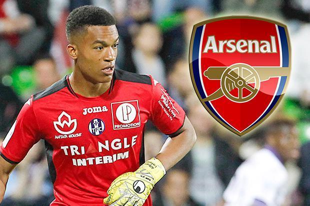 Chiêu mộ thần đồng Pháp, Arsenal gặp hai đối thủ cứng - Bóng Đá