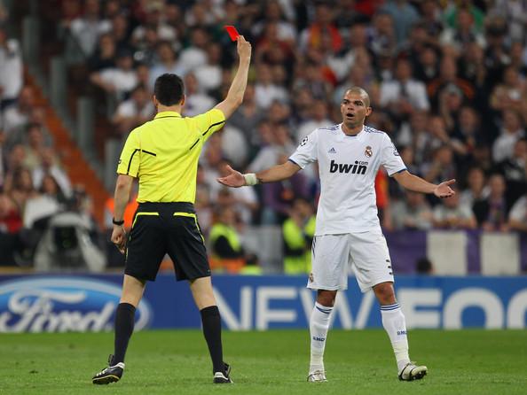 Pepe+Real+Madrid+v+Barcel