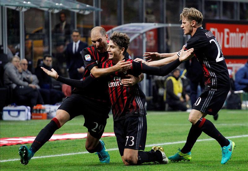 AC Milan đánh bại Juventus trên sân nhà. Ảnh: Internet.