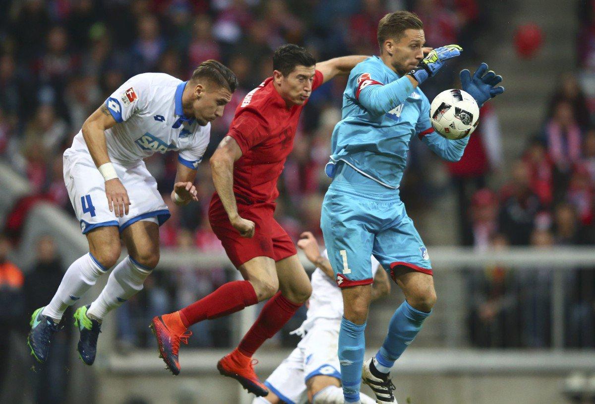 Đội hình hay nhất Bundesliga 2016: Ấn tượng song sát Lewy – Aubameyang