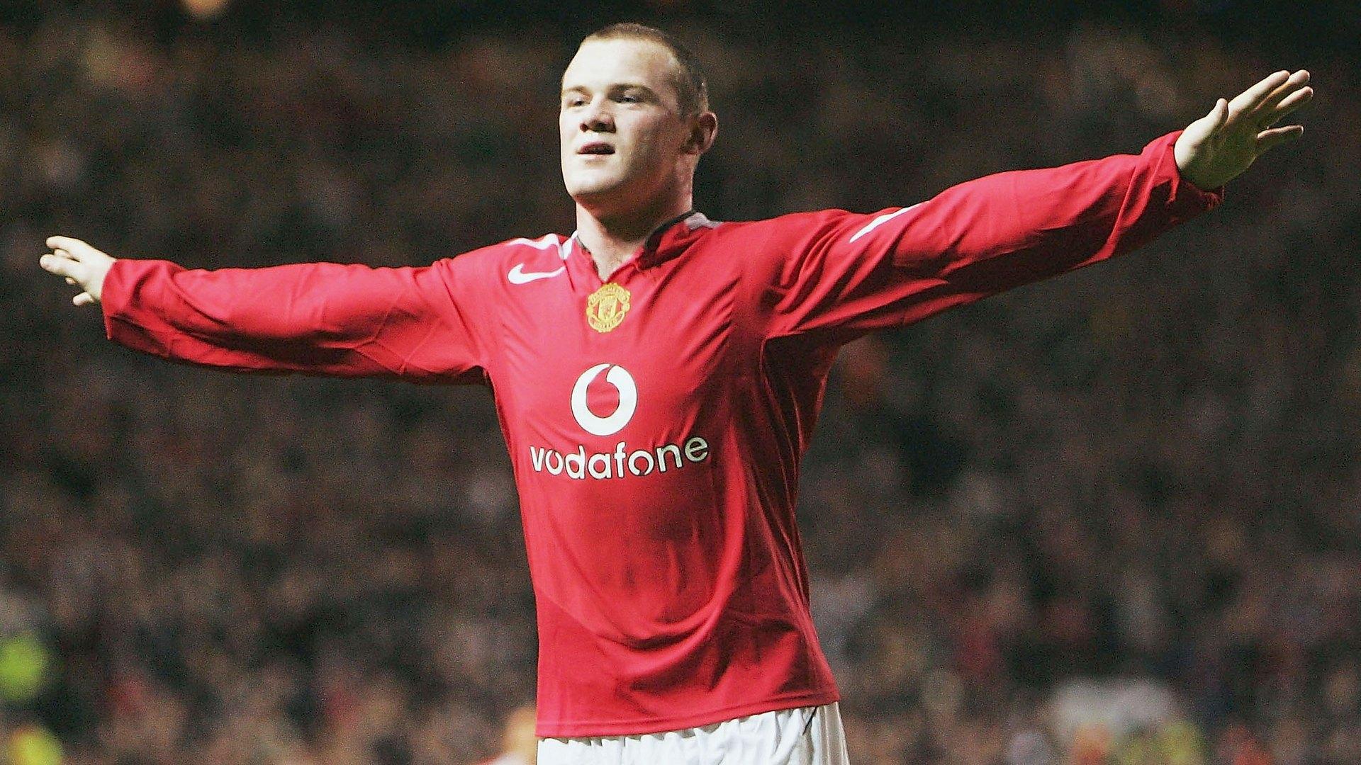 Rooney cán mốc vĩ đại: Vì anh luôn xứng đáng!