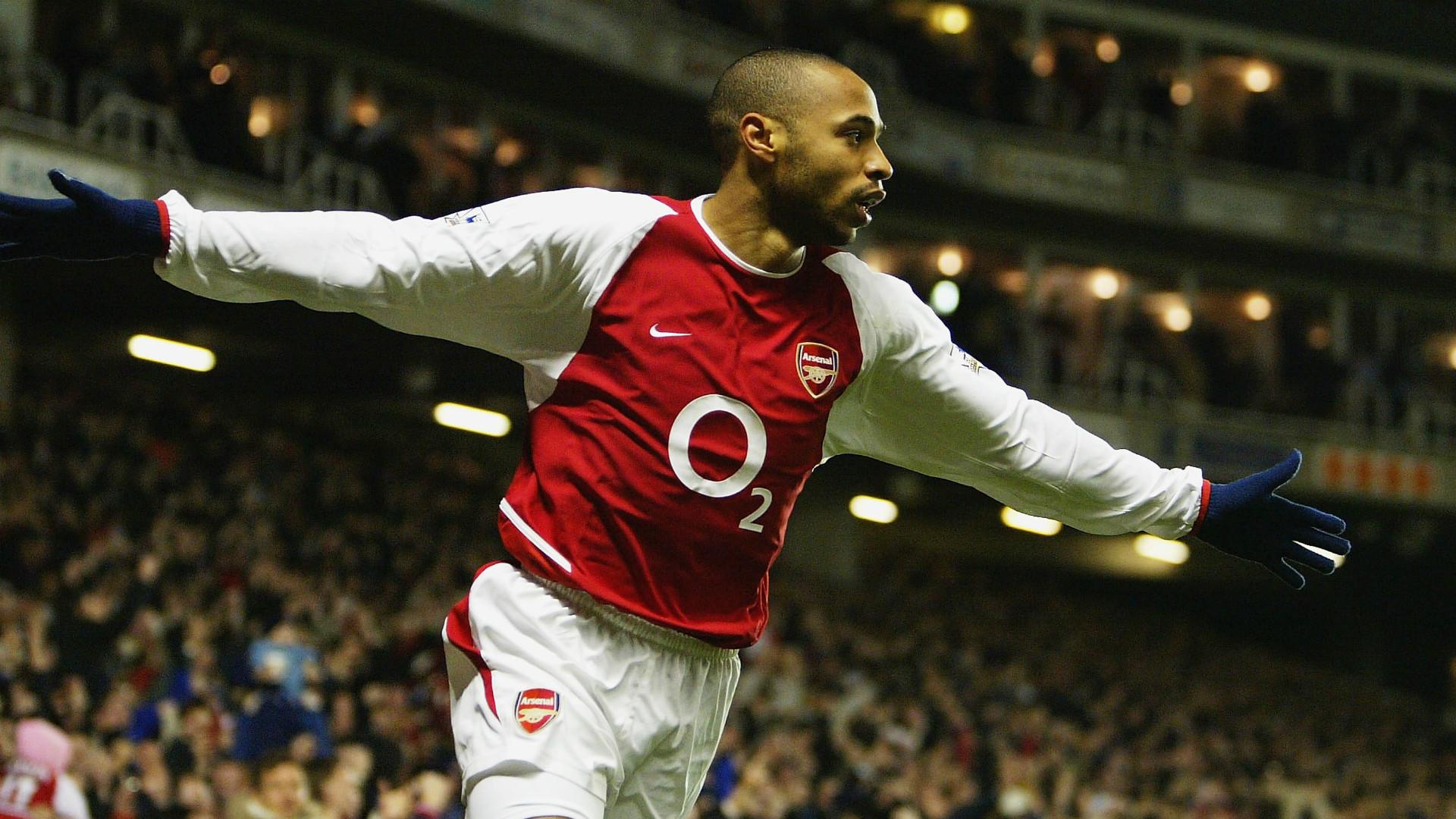 Henry tiết lộ bất ngờ về bàn thắng đáng nhớ nhất ở Arsenal - Bóng Đá