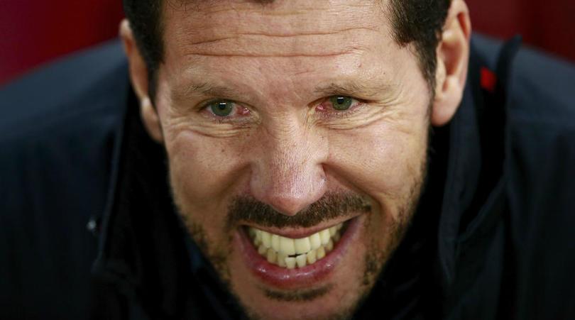 Thua sốc trước Las Palmas, HLV Simeone vẫn vô cùng lạc quan - Bóng Đá