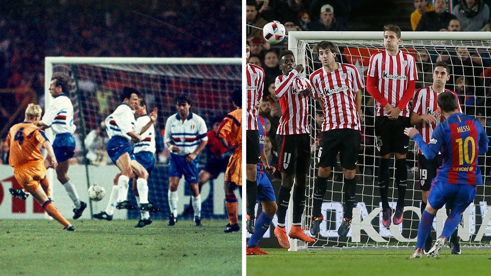 Ronald Koeman thách thức Messi phá kỷ lục của mình - Bóng Đá