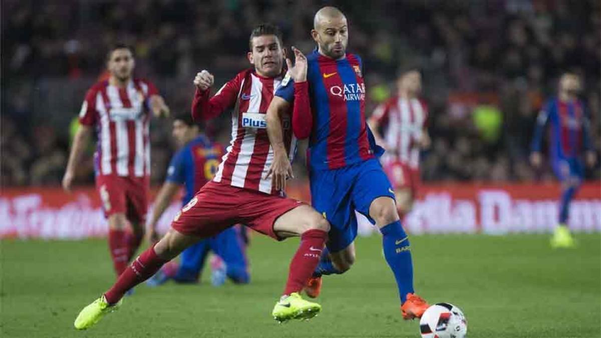 Barca thiệt hại thêm một ngôi sao vì Atletico