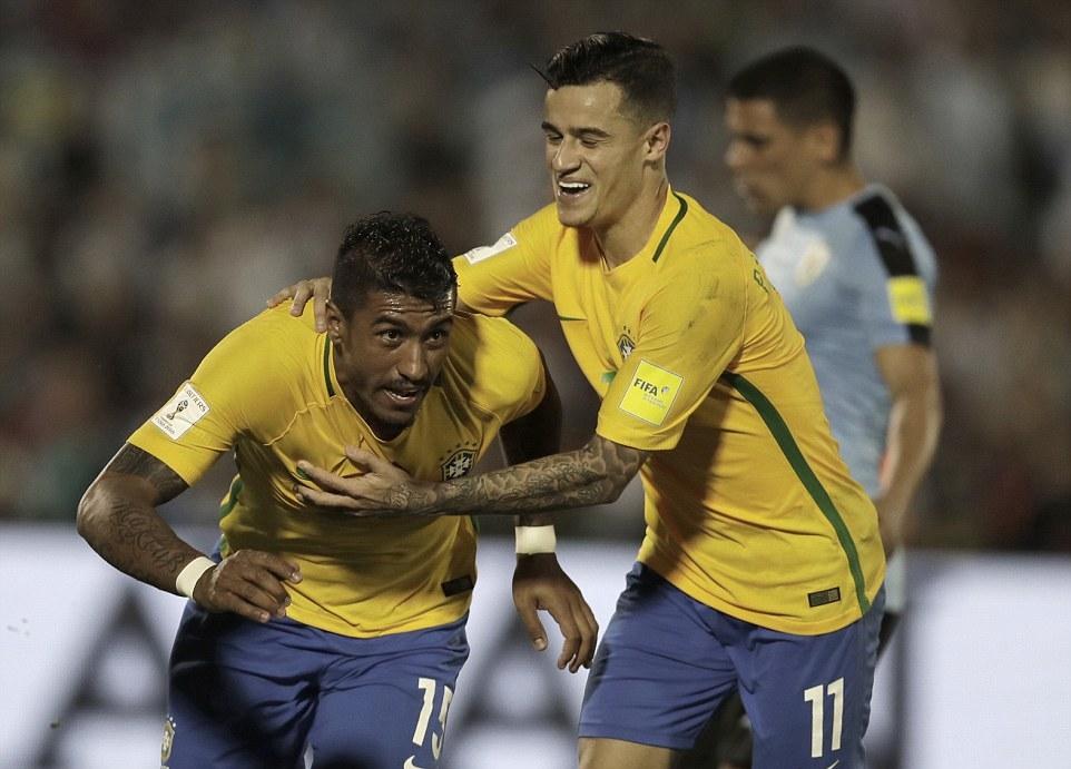 Paulinho: Sự trở về huy hoàng ở Montevideo - Bóng Đá