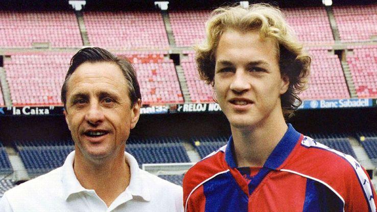 Jordi Cruyff: Người nối nghiệp Thánh Johan tại Barca - Bóng Đá
