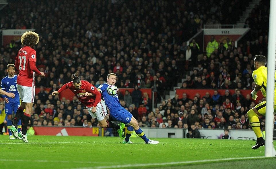 Shaw tỏa sáng phút bù giờ, M.U hòa hú vía trước Everton - Bóng Đá