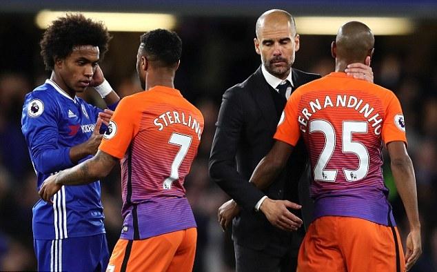 Man City lập kỷ lục khó tin sau trận thua Chelsea - Bóng Đá