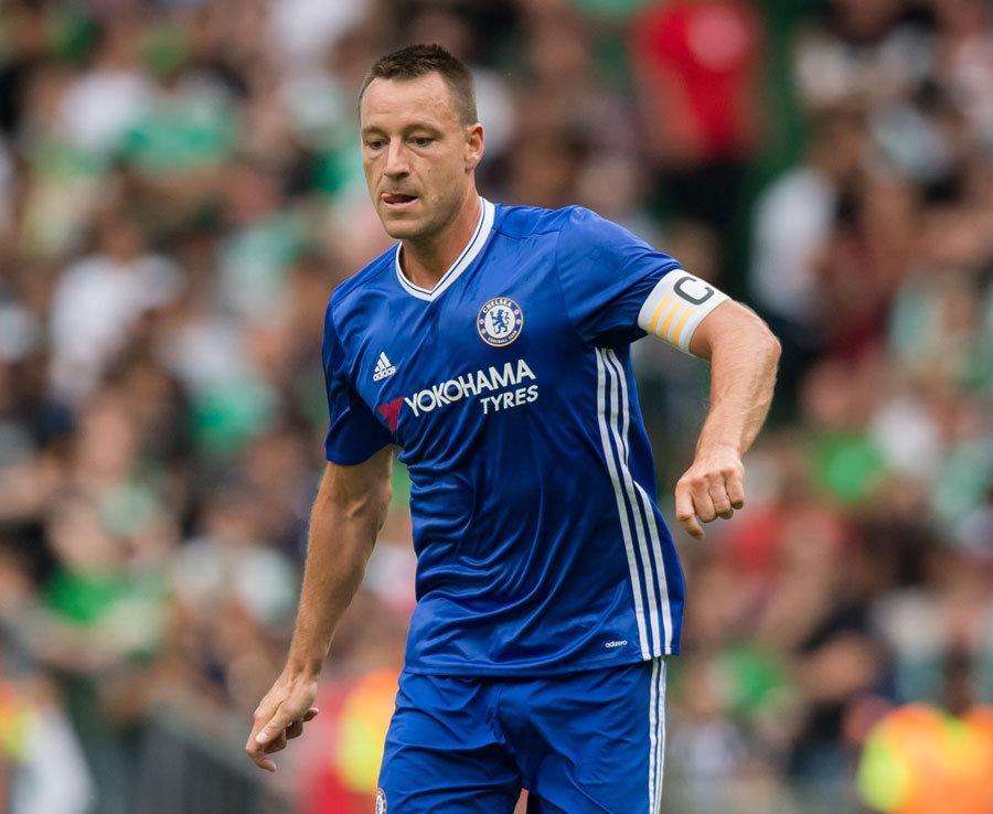 Terry đứng ở đâu trong danh sách huyền thoại vĩ đại nhất Chelsea? - Bóng Đá