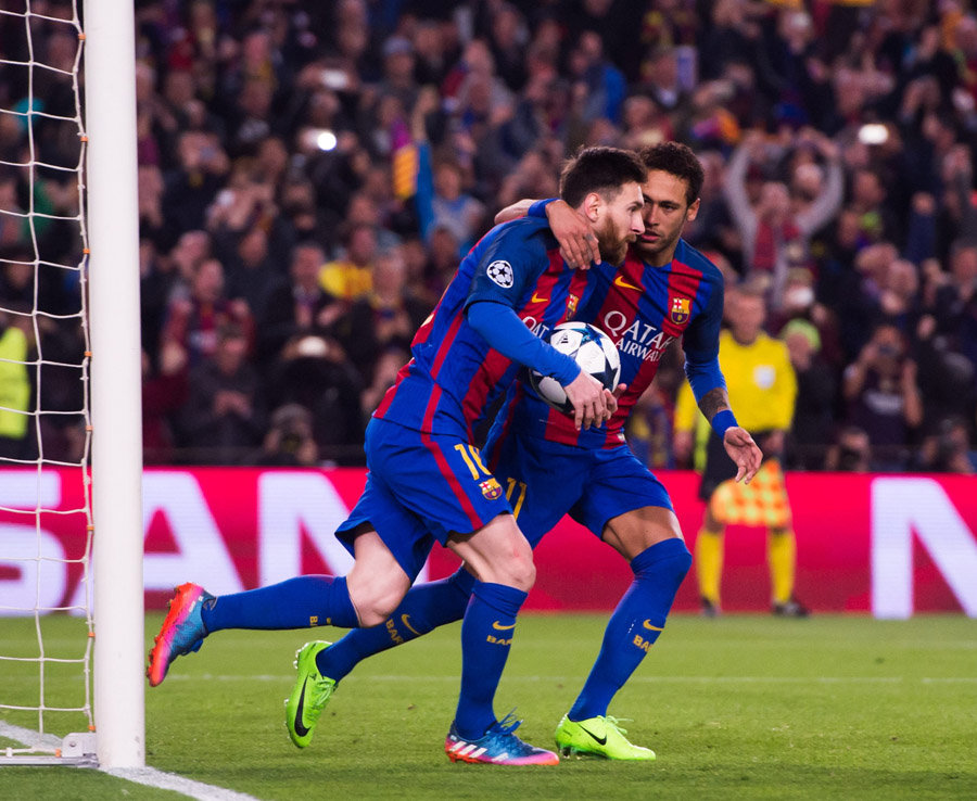 Điểm danh những cuộc ngược dòng ấn tượng nhất Champions League - Bóng Đá