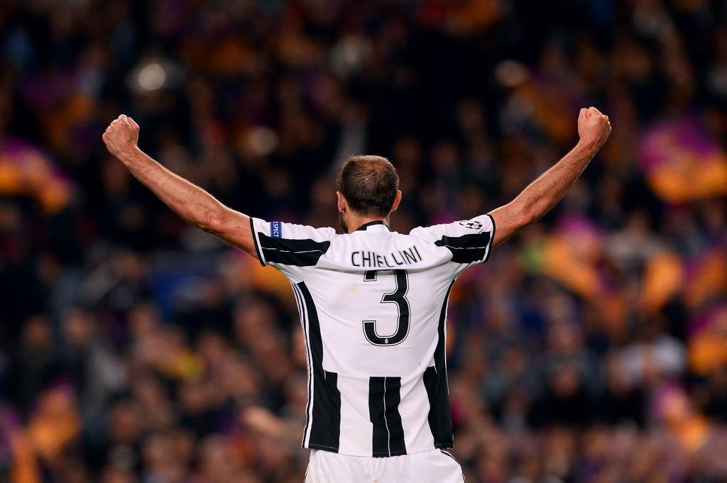 Hạ Barca, Juventus chính là ứng cử viên lớn nhất cho chức vô địch - Bóng Đá