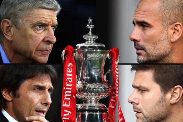 Mùa Cúp FA đáng xem nhất trong một thập kỷ qua - Bóng Đá