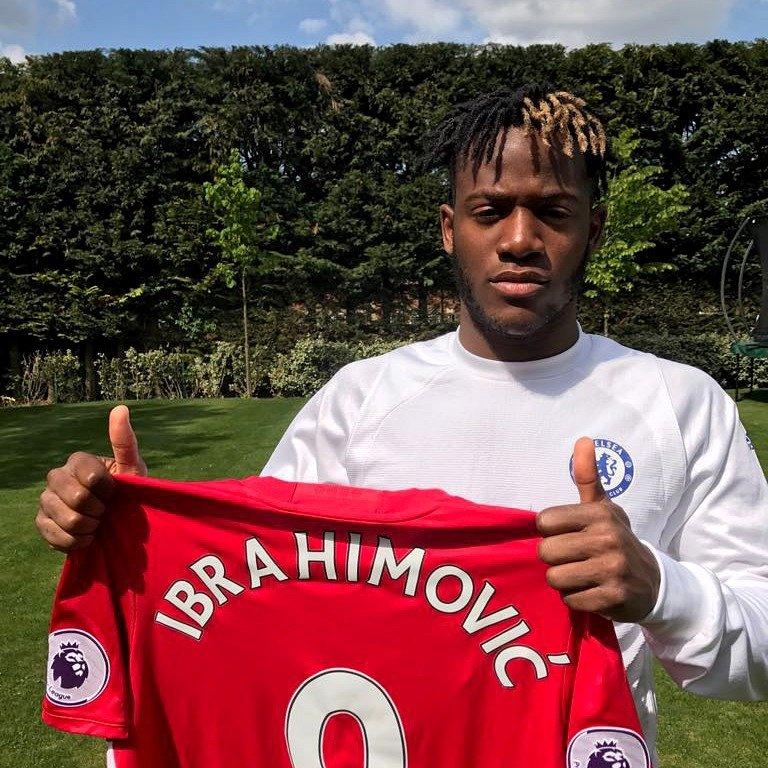 Ibrahimovic 'báo hại' Batshuayi bị xua đuổi ở Chelsea - Bóng Đá