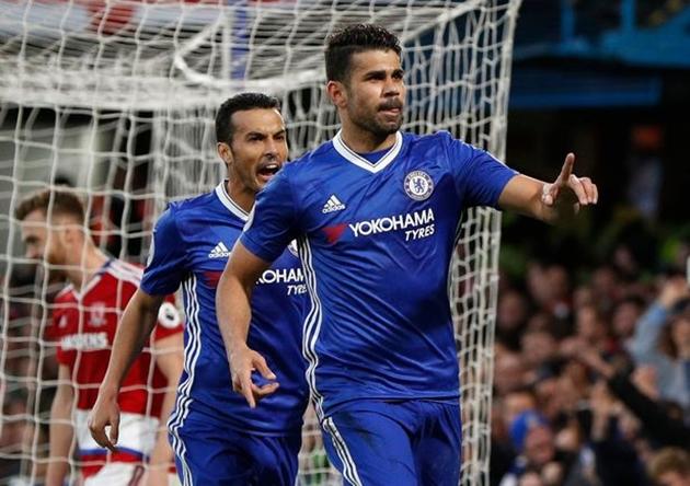 Ghi bàn đều đều, Costa nói gì về tương lai? - Bóng Đá