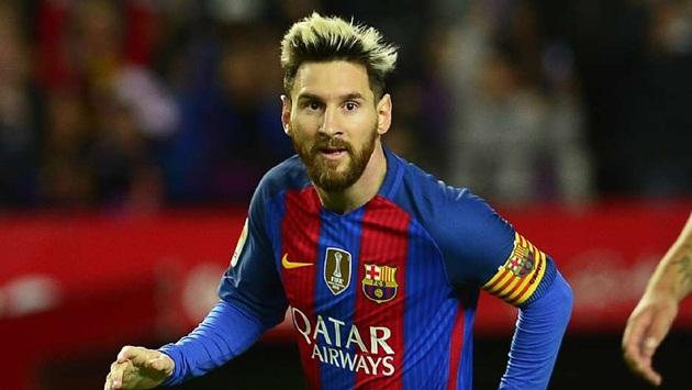 Ronaldo, Messi và những chân sút cự phách nhất 5 giải hàng đầu châu Âu - Bóng Đá
