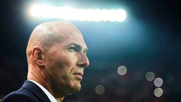Zidane không ăn may ở Real, đó là đẳng cấp - Bóng Đá