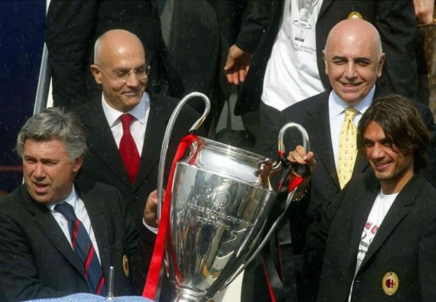Những danh thủ vô địch châu Âu trên cả hai cương vị (Phần 1): Huyền thoại Madrid - Bóng Đá