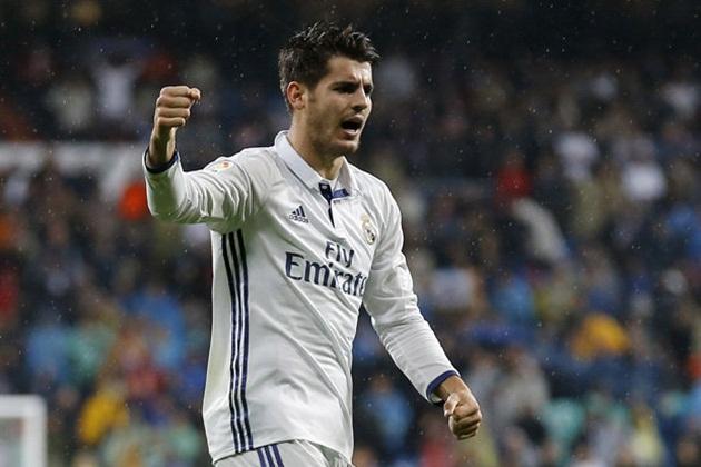 Nóng: Morata đồng ý đến M.U, ký hợp đồng 4 năm - Bóng Đá