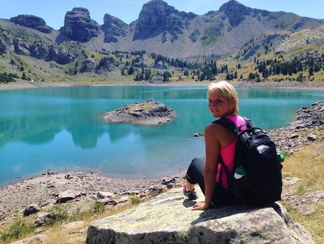 Charlotte Arbault: Người đẹp xinh xắn bên cạnh tay đua người Pháp - Bóng Đá