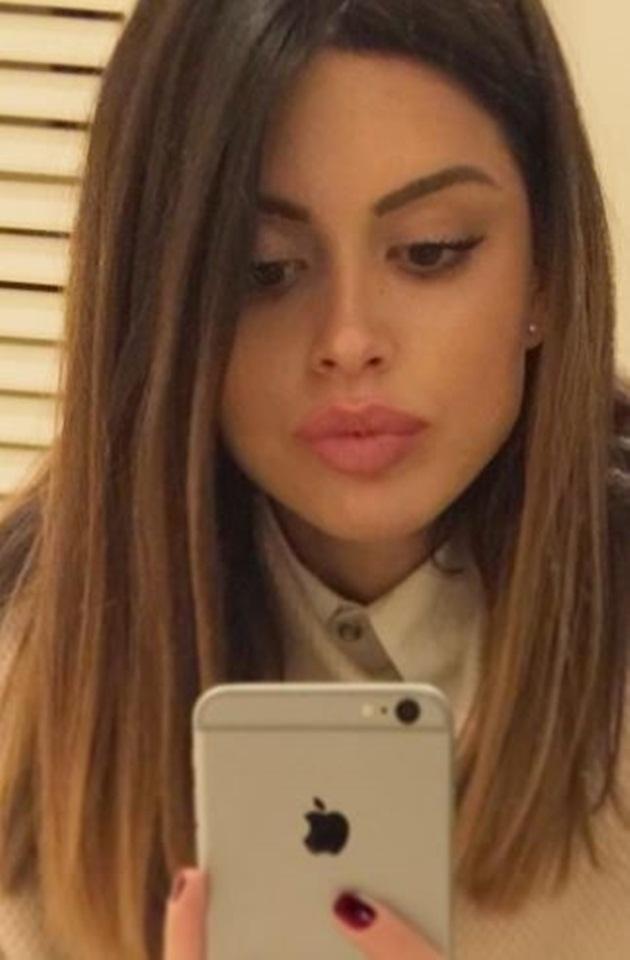 Francesca: Bạn gái siêu gợi cảm của Miralem Pjanic - Bóng Đá