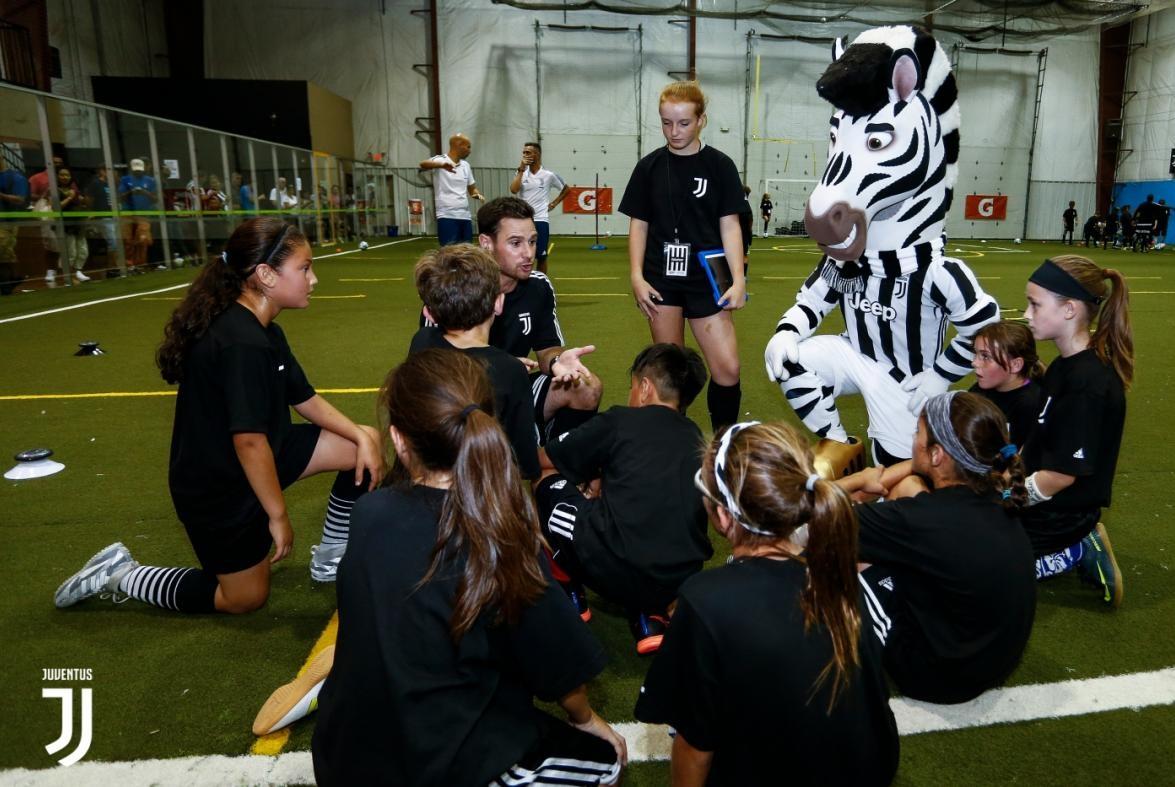 Ảnh học viên Juventus - Bóng Đá
