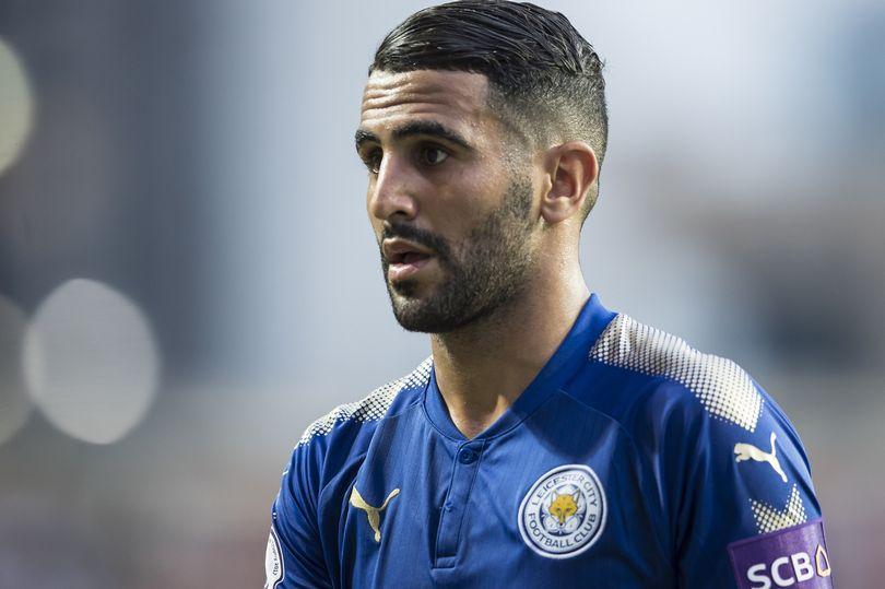 Quyết có Mahrez, Roma gửi lời đề nghị thứ 2 cho Leicester - Bóng Đá