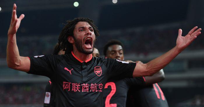 Từ chối Leicester, Elneny nguyện trung thành với Arsenal - Bóng Đá