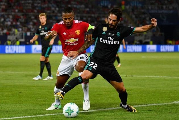 Tung 2 đòn chí mạng, Real đả bại M.U giành Siêu Cúp châu Âu - Bóng Đá