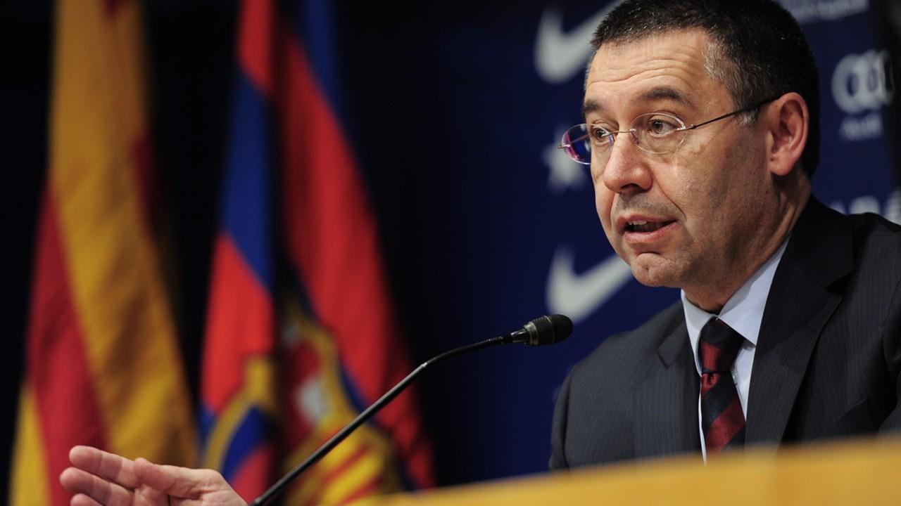 Josep Maria Bartomeu: Viên tham quan dưới bộ dạng khù khờ - Bóng Đá