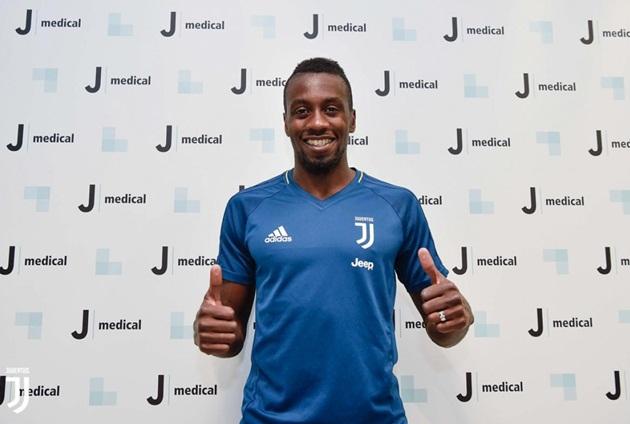 Những hình ảnh đầu tiên của Matuidi tại Juventus - Bóng Đá