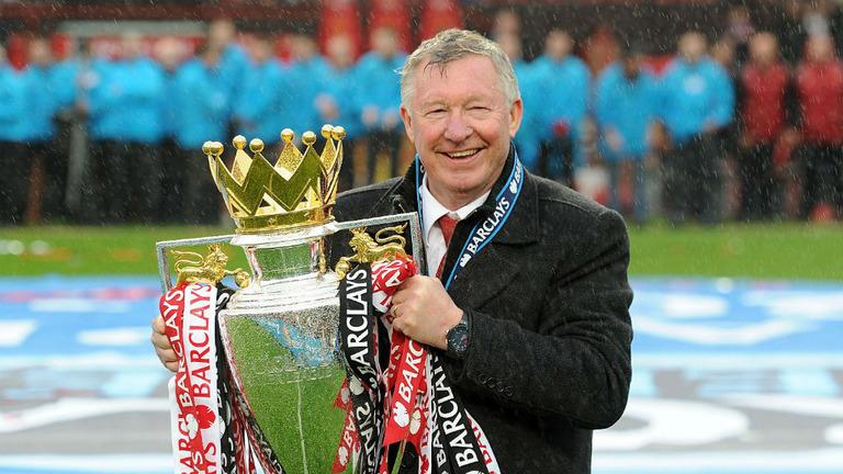 Giải Ngoại hạng Anh nên đổi tên thành Sir Alex Ferguson - Bóng Đá