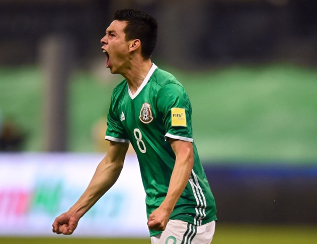 3 điểm nhấn về trận thắng đưa Mexico chính thức đến World Cup - Bóng Đá