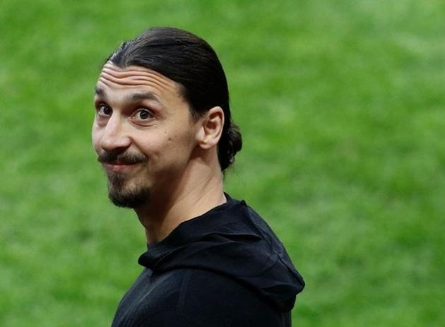 Ibrahimovic lại mang tin vui đến cho M.U - Bóng Đá