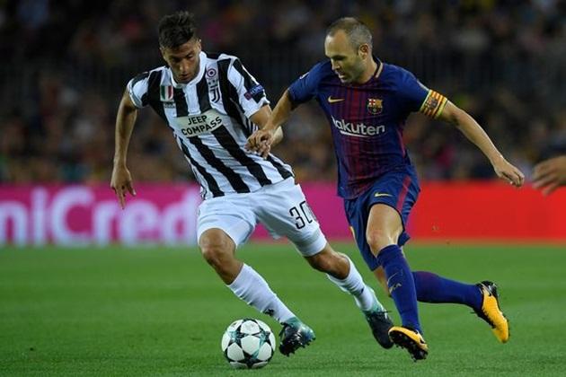 5 điểm nhấn Barca vs Juventus: Iniesta hồi xuân, Barca chơi gắn kết - Bóng Đá