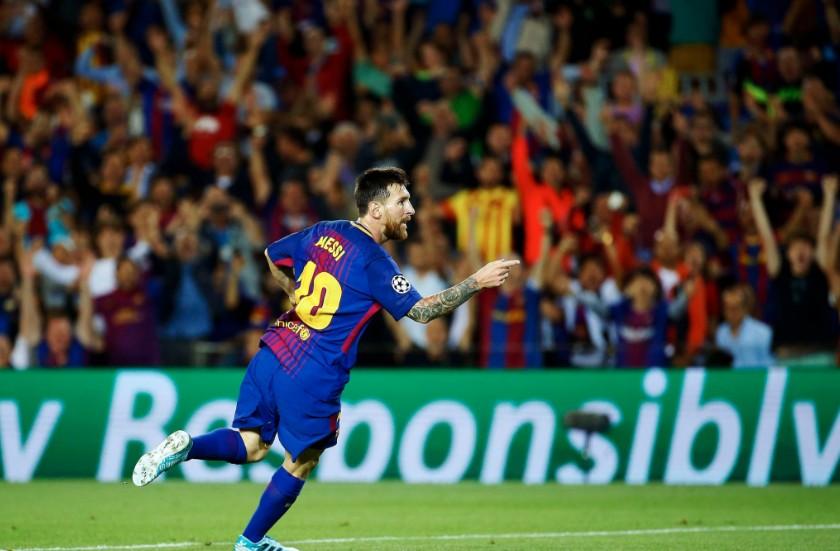 Messi thăng hoa với cú đúp, Barca đè bẹp Juventus tại Camp Nou - Bóng Đá