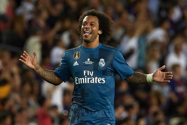 CHÍNH THỨC: Marcelo gia hạn hợp đồng với Real - Bóng Đá