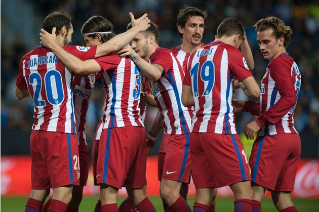 01h45 ngày 17/09, Atletico Madrid vs Malaga: Thời khắc lịch sử - Bóng Đá