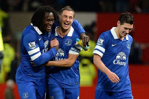 Thành tích M.U so với Everton như thế nào trong 10 trận gần nhất? - Bóng Đá