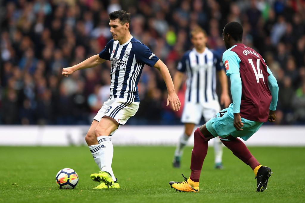 West Brom 0-0 West Ham: Ngày Gareth Barry đi vào lịch sử - Bóng Đá