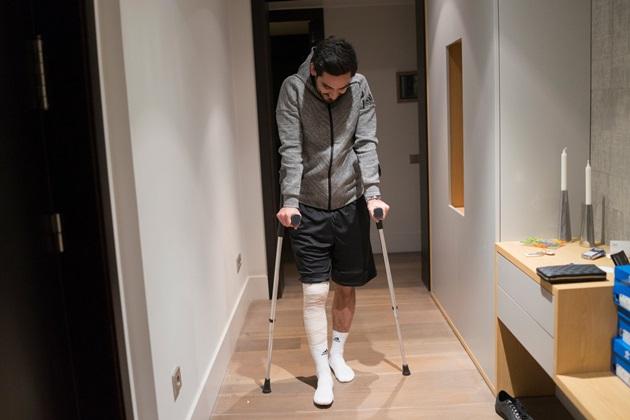 Ilkay Gundogan chấn thương: Hành trình dài trong đơn côi (Phần 1) - Bóng Đá