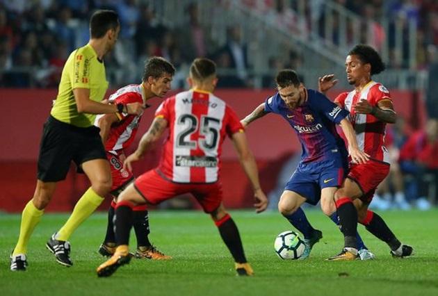 5 điểm nhấn Girona – Barcelona: Khi Messi bị chặn đứng - Bóng Đá