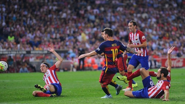 Những bật mí về đại chiến Atletico - Barca - Bóng Đá