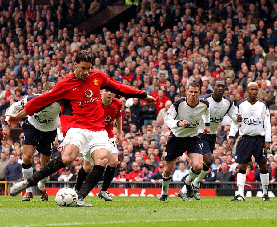 10 trận đại chiến Liverpool - M.U hay nhất trong lịch sử - Bóng Đá